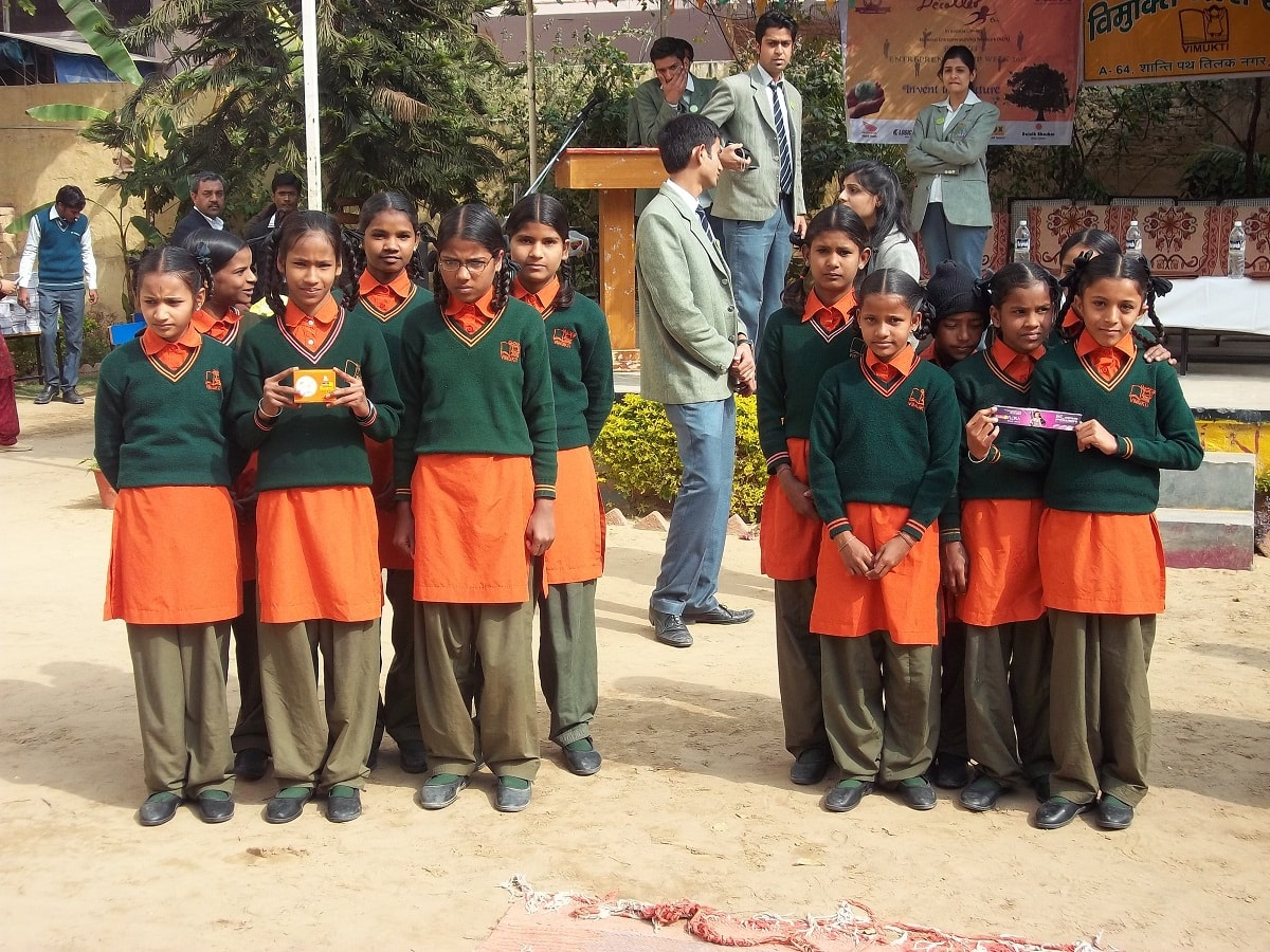 This Jaipur School Provides Free Education To Girls Of Slum Areas