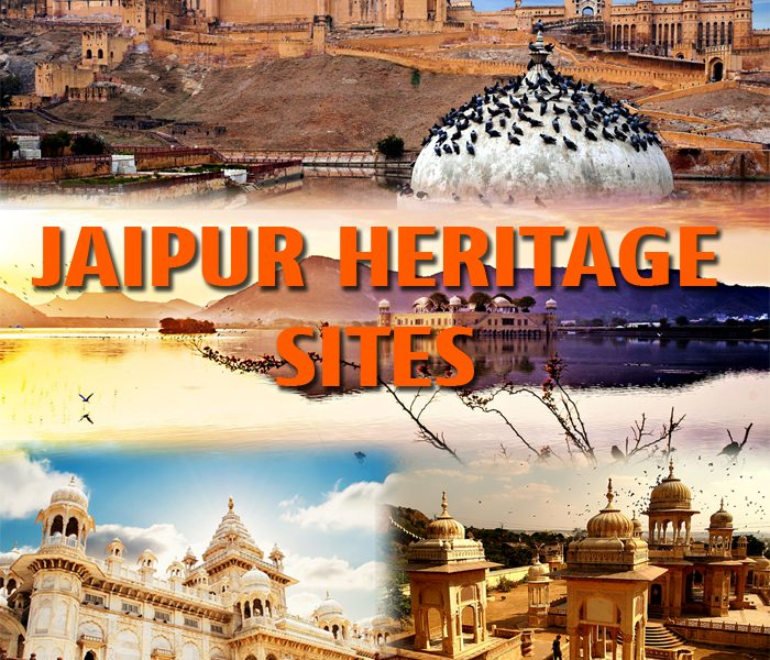 Top 8 Jaipur Heritage sites on …