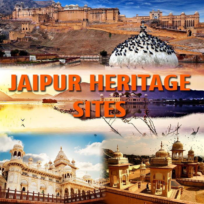 Top 8 Jaipur Heritage sites on World Heritage Day