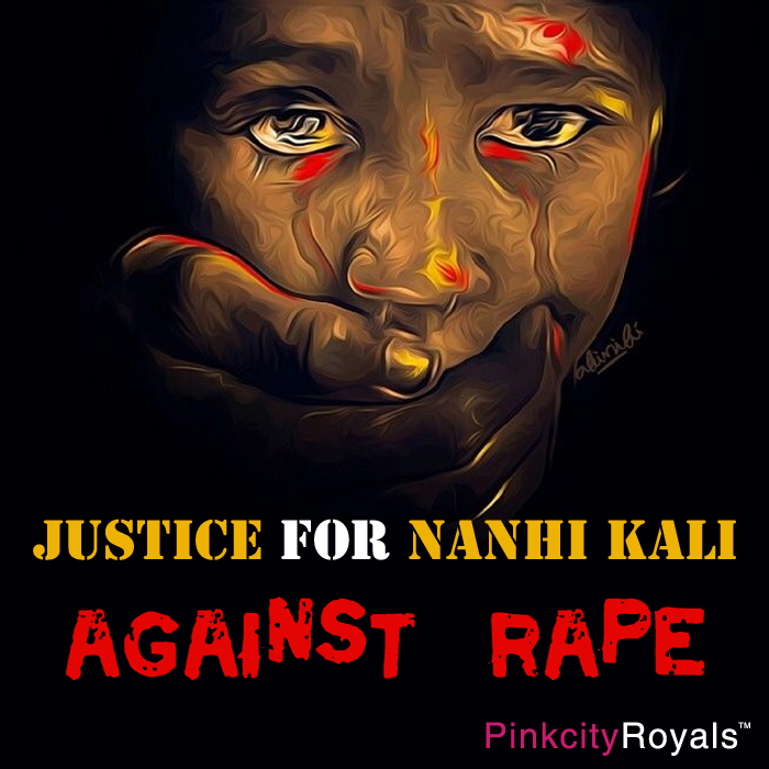 Justice For Nanhi Kali Against Rape