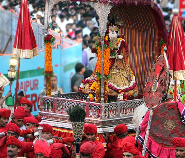 Teej Celebration In Jaipur