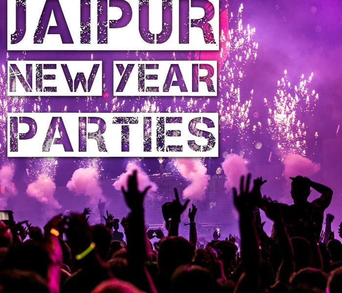 Jaipur New Year Parties